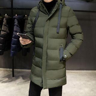 Lefitt - Padded Oversized Coat