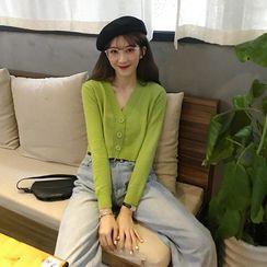 COZA - 純色開衫