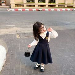 Blue Papa - Kids Blazer / Suspender Skirt / Pants