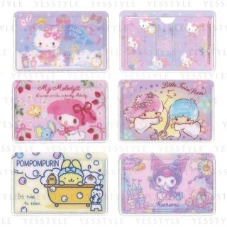 Sanrio - ID SD & SIM Card Holder - 12 Types