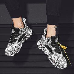 MARTUCCI - Platform Sneakers