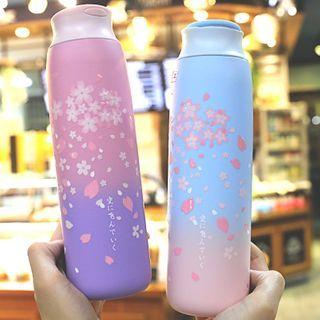 MUMUTO - Sakura Print Water Tumbler