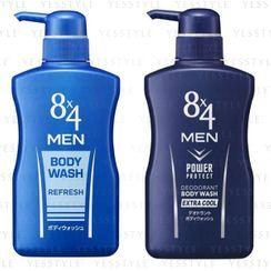 Kao 花王 - 8 x 4 Men Body Wash 400ml - 2 Types