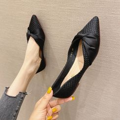 My Meow - Pointed Flats
