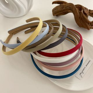 Yukami(ユカミ) - Plain Fabric Headband