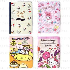 Sanrio - 2020 Schedule Book 1 pc - 7 Types