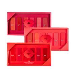 THE FACE SHOP - Rouge Mini Kit - 3 Types