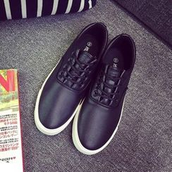 Solejoy - 系带情侣休闲鞋
