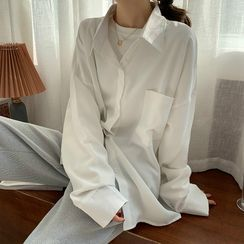 Moon City - Plain Shirt