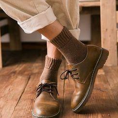 Fluff Muff - Plain Socks