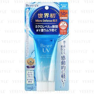 Kao Biore UV Aqua Rich Watery Essence SPF 50+ PA++++ 2019 Edition | YesStyle