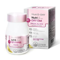 Nutri D-DAY - Diet Special All New 30-Day Set