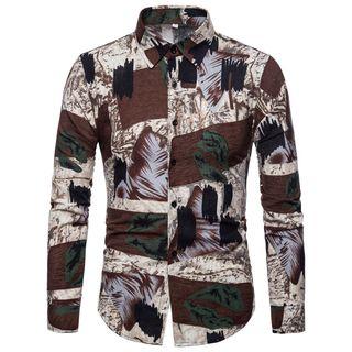Sheck(シェック) - Print Shirt