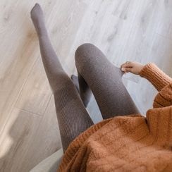 Moesson - Fleece-Lined Tights