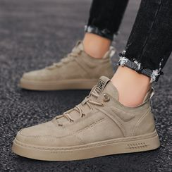 BELLOCK - Lace-Up Sneakers