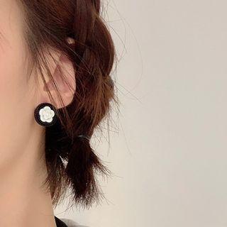 Calypso - Resin Flower Earring