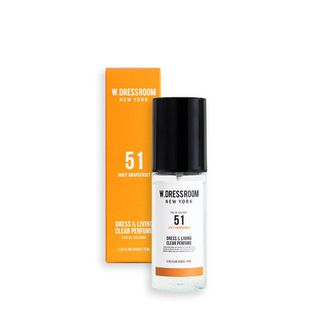 W.DRESSROOM - Dress & Living Clear Perfume Portable #51 Juicy Grapefruit 70ml