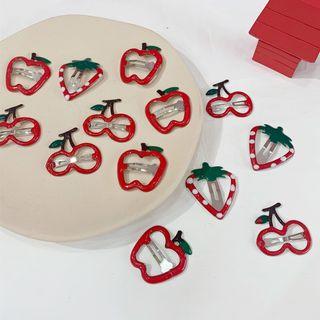 Olsin - 水果发夹 (多款设计)
