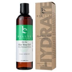 Beauty by Earth - Pure & Organic Aloe Vera Gel