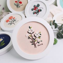 Anffleur - Embroidery DIY Kit
