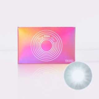 MTPR - BTS Boy With Luv Monthly Color Lens #Soul Gray