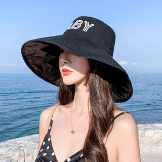 Rita Zita - Lettering Foldable Sun Hat