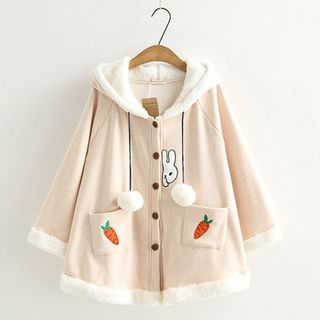 Snow Goose - Hooded Cape (Various Designs)