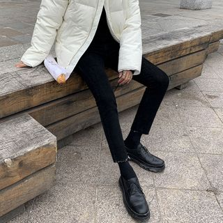 MRCYC - Cropped Straight-Cut Jeans