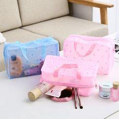 四季美 - PVC半透明防水洗漱包