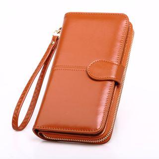 Hydrus(ハイドラス) - Zip Phone Long Wallet