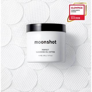 moonshot(ムーンショット) - パーフェクトクレンジングオイルコットン