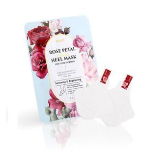 PETITFEE - Rose Petal Satin Heel Mask