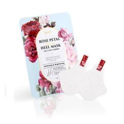 PETITFEE - Rose Petal Satin Heel Mask