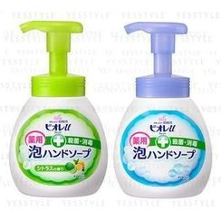 Kao - Biore Whip Hand Soap 250ml - 3 Types