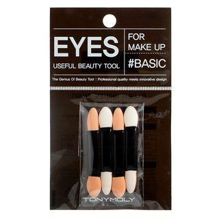 TONYMOLY - Eyeshadow Tip (4pcs)