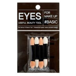 TONYMOLY - Eyeshadow Tip (4pcs)