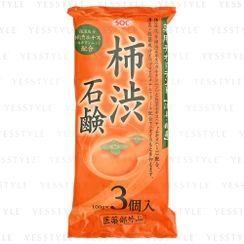 SOC (SHIBUYA OIL & CHEMICALS) - Persimmon Tannin Soap