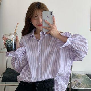 Duwnie - Striped Shirt