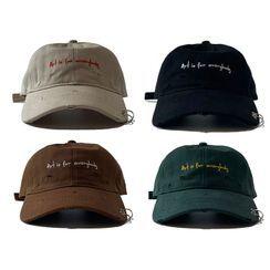 Heloi - 字母棒球帽