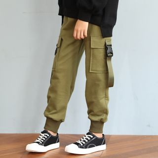 Meroboz - Kids Cargo Pants
