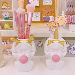 Yunikon - Statue Makeup Brush Holder