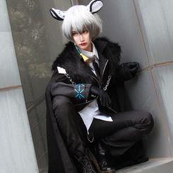 Mikasa - Arknights SilverAsh Cosplay Costume