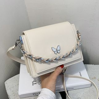 Skyglow - Flap Crossbody Bag