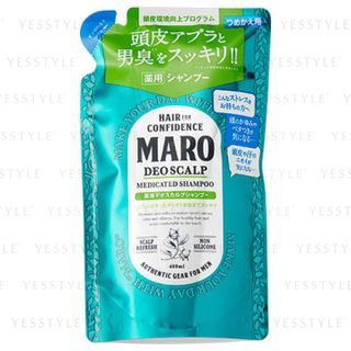NatureLab - Maro Deo Scalp Medicated Shampoo Nachfüllung aus Silikon