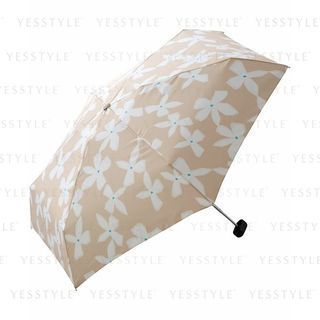 Wpc - Foldable Travel Umbrella Beige