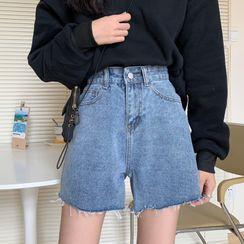 Hippona - Denim Shorts