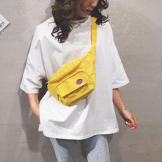 Buicase - Printed Canvas Belt Bag