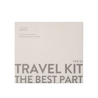 SIORIS - The Best Part Travel Kit
