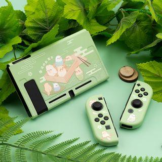 ZYUN(ジュン) - Bird Print Nintendo Switch Protection Case