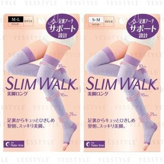 Slim Walk - 阶段压力睡眠长袜 - 2 款